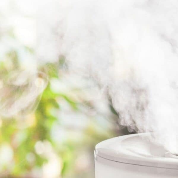 humidifier mist with blurred background for best whole house humidifier